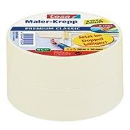 Malerkrepp Premium Classic 2x 50m x30mm Classic, 2 x 50m - 30mm