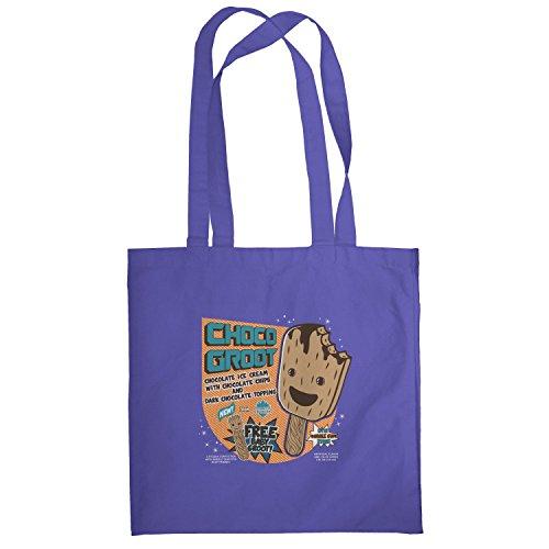 Texlab–Choco Groot Ice Cream–sacchetto di stoffa Marine