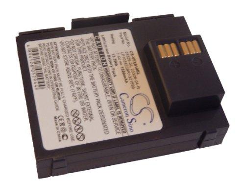 vhbw Akku 1800mAh (7.4V) für Zahlterminal Verifone VX510, VX610, VX 610 wireless terminal wie 23326-04, 23326-04-R, LP103450SR+321896. Vx-terminal