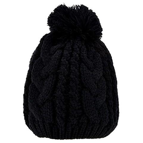 Fami Femmes Slouchy Beanie long Knit Cap, Beau surdimensionnées Hiver