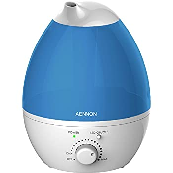 Aennon Cool Mist Humidifier Improves Health Skin Mood