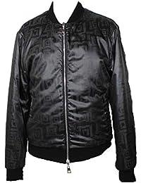 Amazon.it  versace uomo - Giacche e cappotti   Uomo  Abbigliamento bc2ec7e977a
