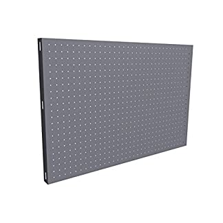 Simonrack 30231206008 Panel metálico perforado (1200 x 600 mm) color gris oscuro