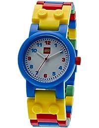 LEGO Make & Create 50m WR, 4250341 - Reloj para niños de cuarzo, correa