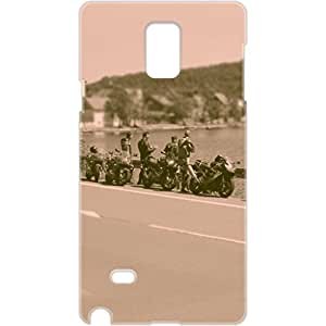 a AND b Designer Printed Mobile Back Cover / Back Case For Samsung Galaxy Note 3 (SG_N3_3D_636)