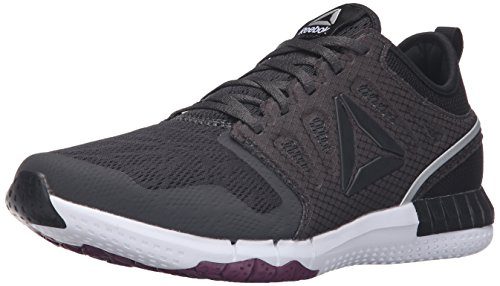 Reebok Zprint 3D Mujer US 10 Negro Zapato para Correr