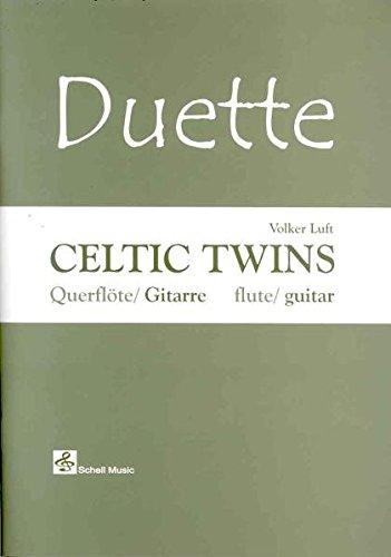 Duette: Celtic Twins-für Querflöte und Gitarre (Querflöte Noten)