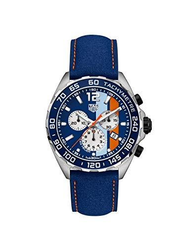 TAG Heuer Formula 1 Gulf Racing Special Edition Armbanduhr - CAZ101N.FC8243