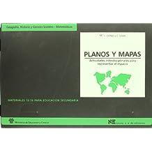 Planos y mapas: Actividades interdisciplinares para representar el espacio (Materiales 12/16 para Educación Secundaria)