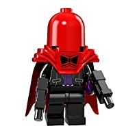 LEGO The Batman Movie - RED HOOD Minifigure - 71017 (Bagged)