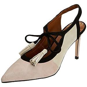 PEDRO MIRALLES 18346, Zapatos de tacón con Punta Cerrada Mujer