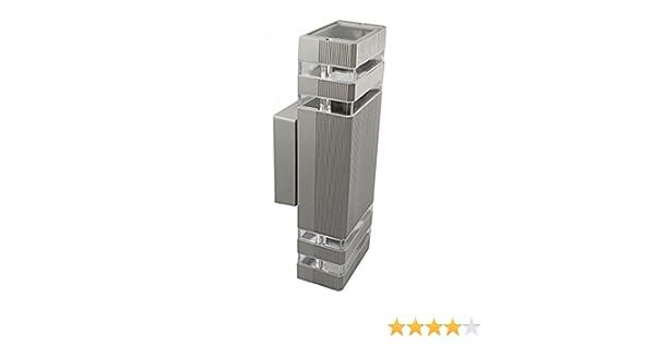 Vetrineinrete applique a parete per esterno doppia emissione e