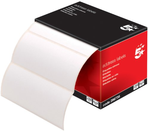 5-star-adressetiketten-89x36mm-ve250