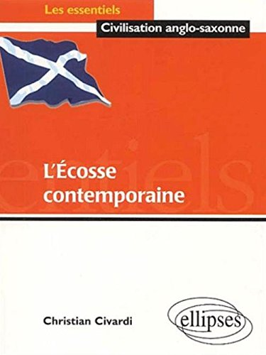 L'Ecosse contemporaine