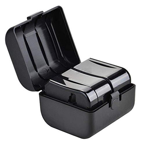 Drei in einem Universal Europäischen Reisestecker-Adapter für USA-EU Großbritannien AUS Handys Laptop 1pc Schwarz
