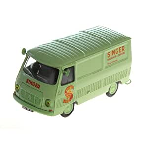 Voitures miniature de collection Peugeot J7 singer machines a coudre 1/43. - Vert