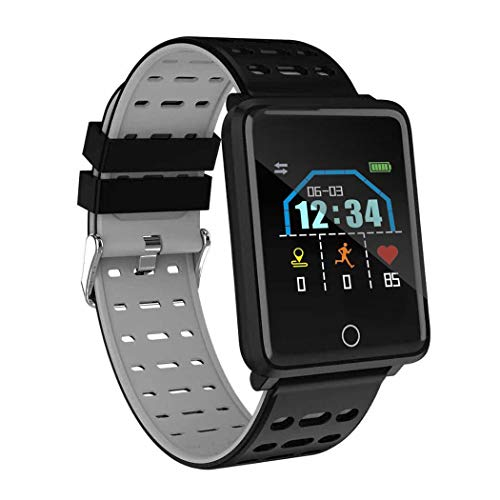 Smartwatch Bluetooth con cardiofrequenzimetro