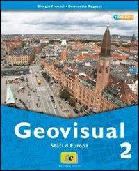 Geovisual. Con carte e immagini. Per la Scuola media. Con espansione online: 2