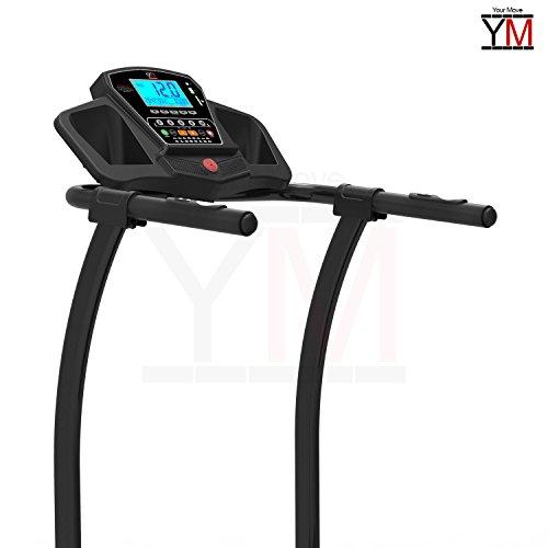 Golds Gym Treadmill Connect Bluetooth: Folding Electric Treadmill Sensor Cardio Heart MP3 Player