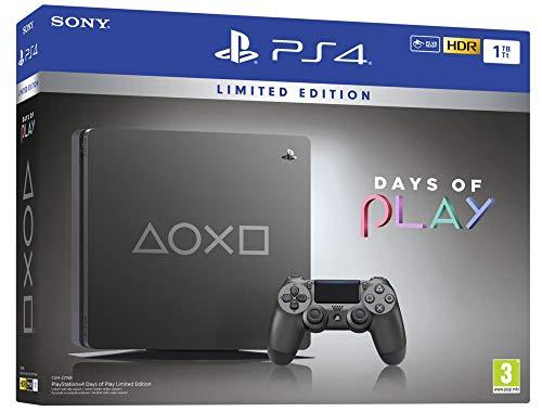 Con los nuevos Days of Play 2019, consigue esta edición especial con los emblemáticos símbolos de PlayStation grabados en plata en la parte superior y viene con un mando inalámbrico DualShock V2 a juego. ¡Unidades muy limitadas, no esperes más y hazt...