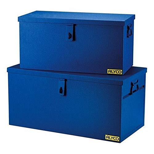 Alyco 192794 - Pack 2 baules metalicos herramientas