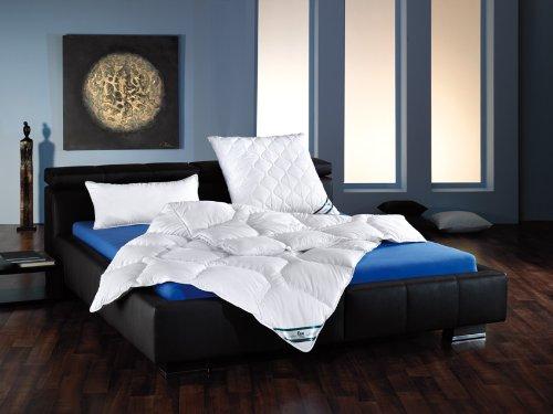 Vierjahreszeiten Bettdecke Supersoft 200cm x 220cm Übergröße