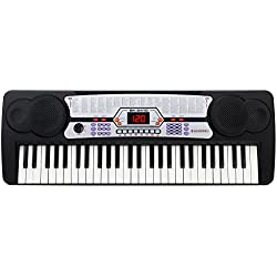 Teclado Piano para Principiantes Amateurs - McGrey BK-5410 - 54 Teclas