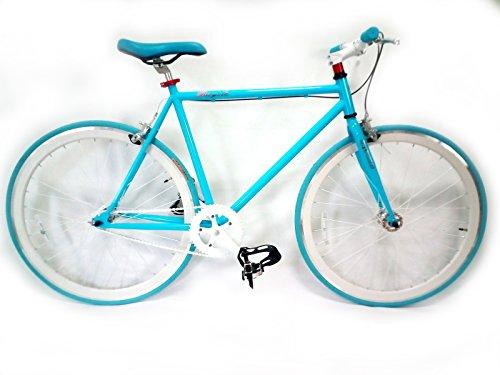 OLIVER BIKE Bicicletta Olanda da Uomo a Scatto Fisso Fixed contropedale da Passeggio Leggera
