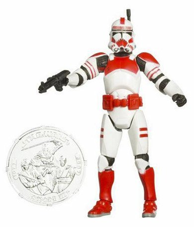Hasbro Shock Clone Trooper