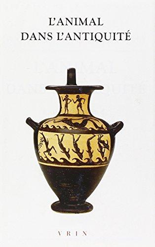 L'animal dans l'Antiquité par Guillaume Rocca-Serra