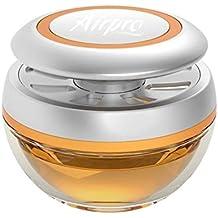Airpro Luxury Sphere Gel Air Freshener- Citrus Splash Fragrance - Car, Desk, Office, Cabin, Home, Room Air Freshner Perfume Fragrance