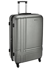 Pronto Geneva ABS 68 cms Grey Hardsided Check-In (6470-GY)