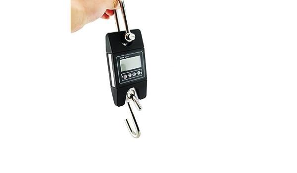 Urceri Laser Entfernungsmesser : Denshine waage gewicht 300 kg x 100 g mini digital mit haken für