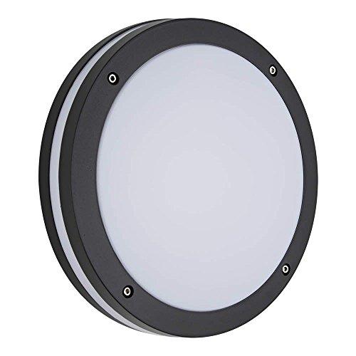 biard-aplique-de-pared-para-exteriores-e27-color-negro-lampara-mural-redonda-impermeable-ip54-carcas