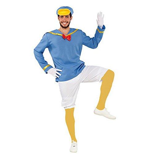 ilor Duck Kostüm, groß (Ente Füße Kostüm)