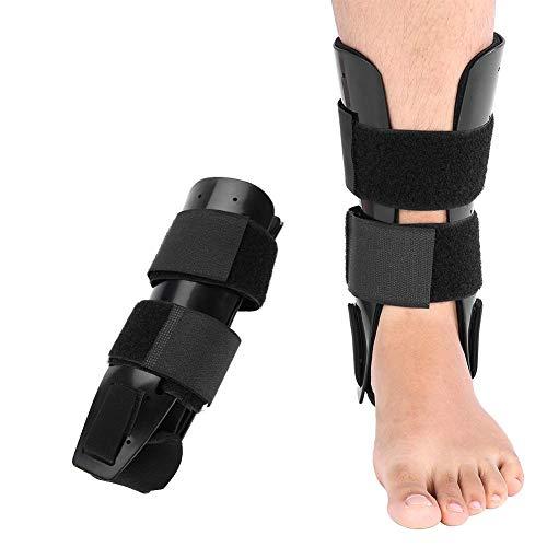 Tobillera Ajustable, Soporte para Tobillo, Protector de pie para envoltura de lesión de esguince de pie y férula de recuperación