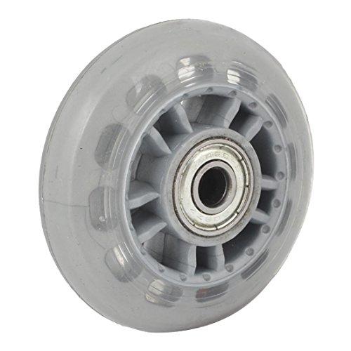 toogoor-skating-shoes-608zz-bearing-inline-skate-wheel-clear-gray