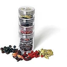 Gin Flight - Gewürze zum Verfeinern von Gin Tonic
