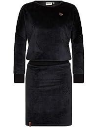 Naketano kleid schwarz