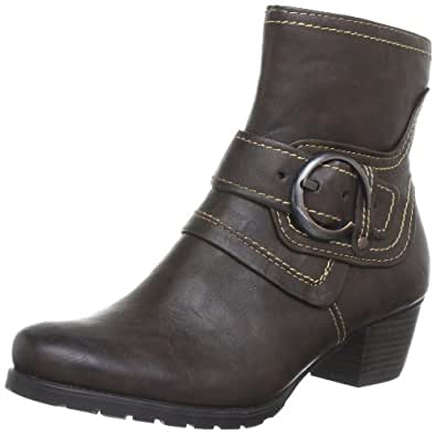 Marco Tozzi Womens 2-2-25315-21 Boots Brown Braun (MOCCA ANTIC 325) Size: 38