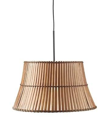Markslojd Rana Bamboo Pendant Amazon Co Uk Lighting