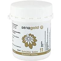 Schüßler Salz Nr.11 - Silicea D12 - 400 Tabletten, glutenfrei preisvergleich bei billige-tabletten.eu