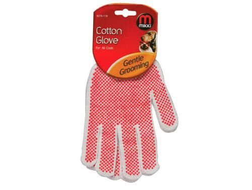 (2 Pack) Mikki - Cotton Glove For All Coats 1