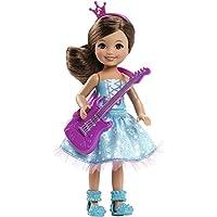 Barbie Chelsea Rock & Royals Doll - Pop Star Chelsea