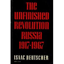 Unfinished Revolution: Russia, 1917-1967: Russia, 1917-67 (Galaxy Books)