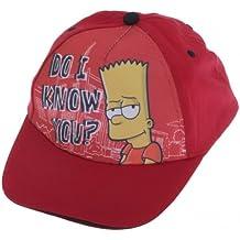 Gorra de Bart Simpson para niños - Verano