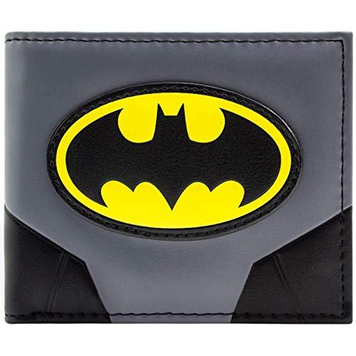Catwoman Kostüm Batman Returns - Batman Original Anzug und Logo Grau