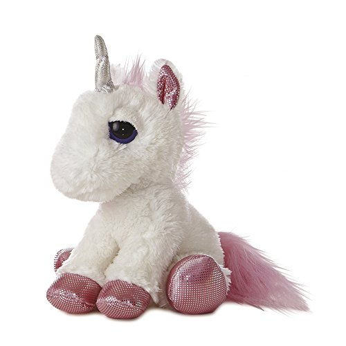 Aurora World 21246 - Dreamy Eyes Einhorn 12In/30.5 cm, weiß thumbnail