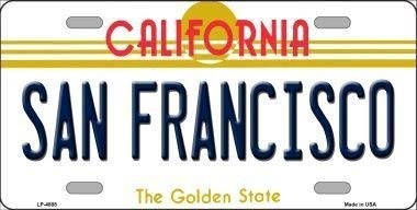Choose from All 50 States Custom Personalized Metal License Plate Your Name Your State
