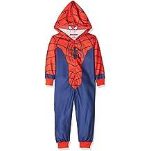 c3cf2950f Marvel Spiderman - Pijama de una Pieza Niños